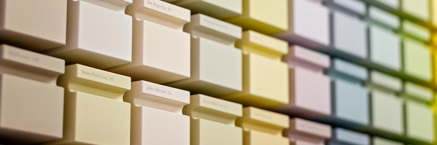 Little Greene Colour Wall