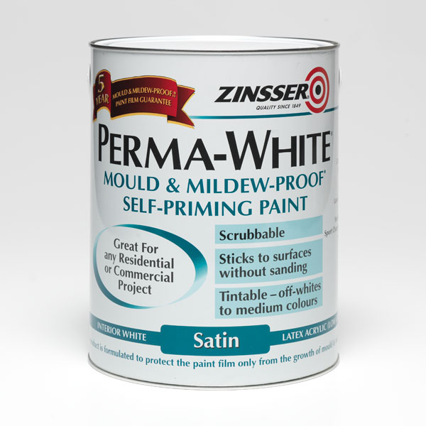 Perma-White Interior (Satin)